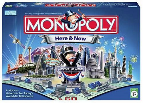 Free slots monopoly here and now
