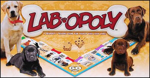 Lab-opoly box