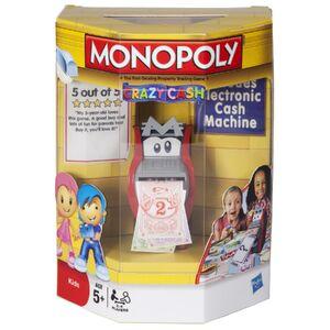 Crazy Cash - box