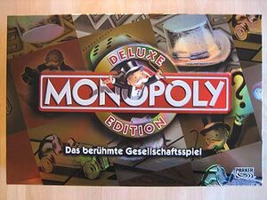 Monopoly deluxe edition spielbox