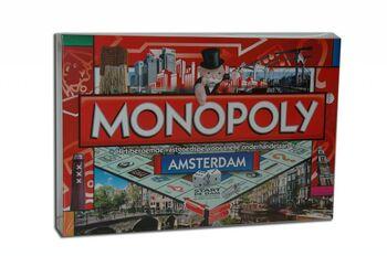 Monopoly Amsterdam WMG