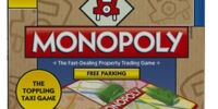 Monopoly Free Parking: The Toppling Taxi Game