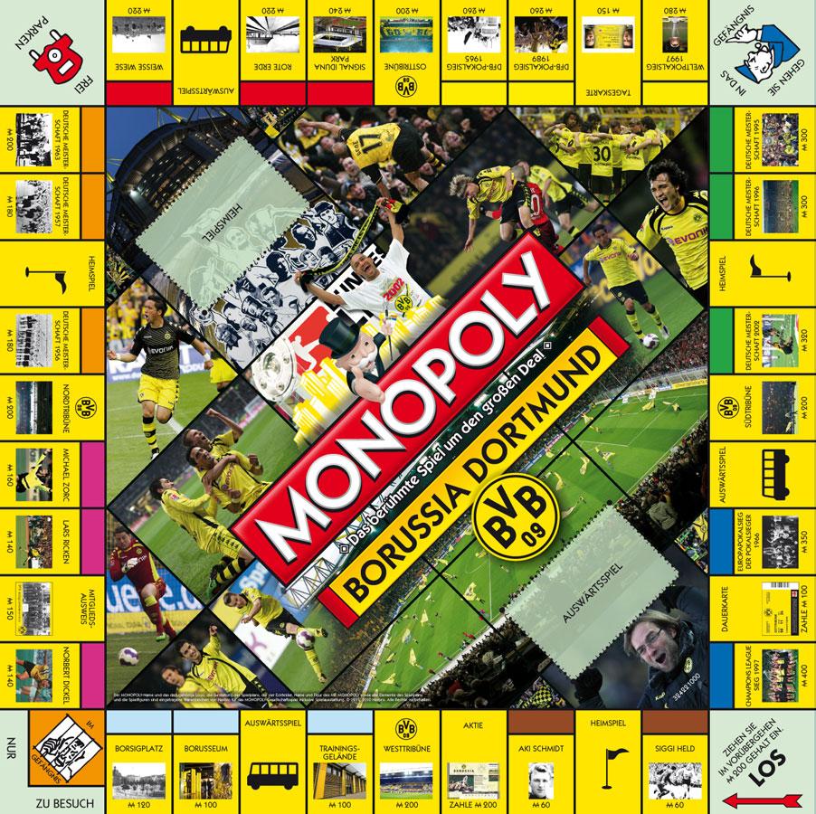 Monopoly Dortmund