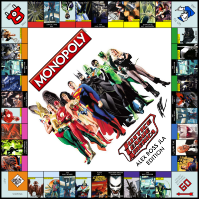 Monopoly alex ross edition by jest84-d4kgd39