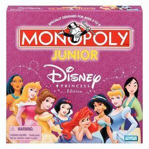Princess junior box