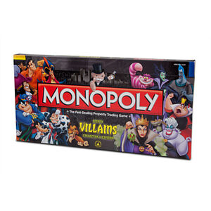 Disney villains collectors edition box