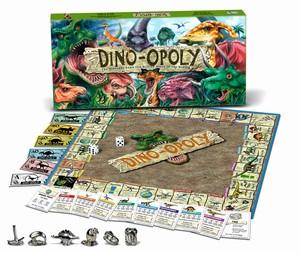 Monopoly Dino-opoly