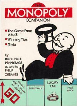 Monopoly Companion 1988