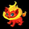 Fire Fox Baby