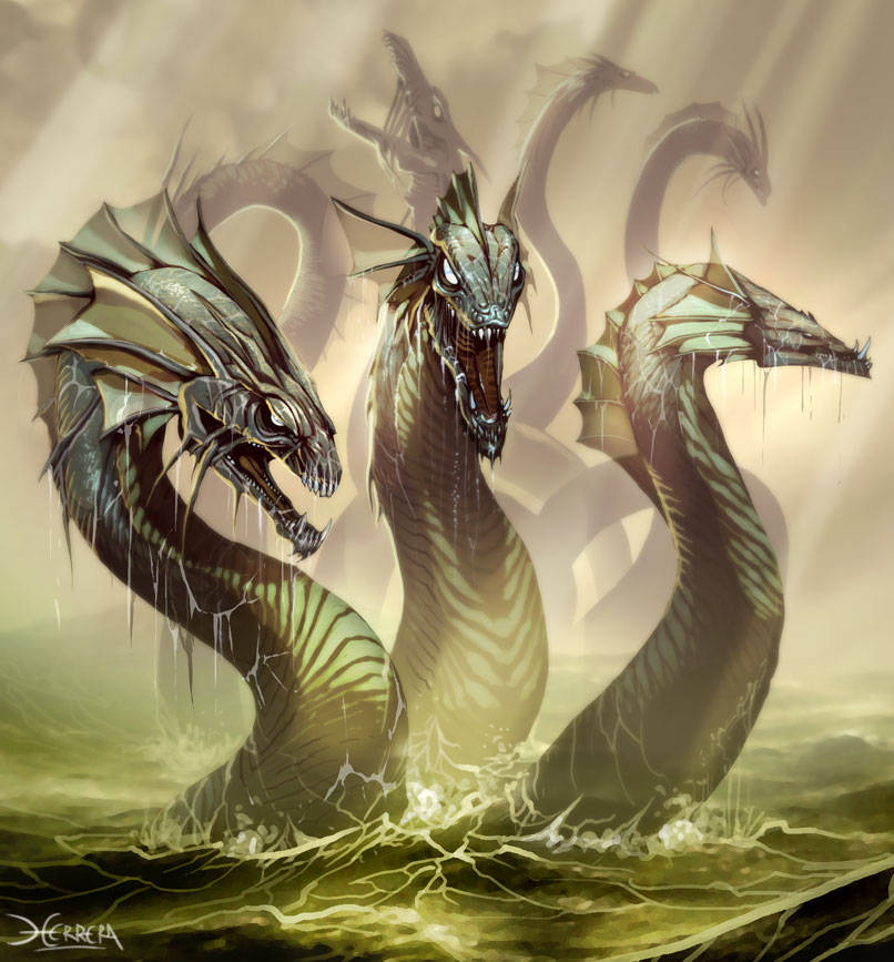 Hydra Monster Wiki The Hydra is a Monsterous