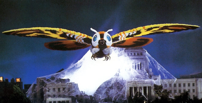 Image result for mothra