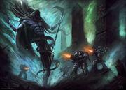 Nightbringer VS Deathwatch