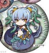Medusa badge