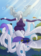 Commission treat the kraken by falkeart-daw3vau