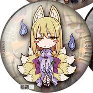 Inari badge