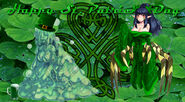Monster girl encyclopedia st patricks day by themasterofantics-d7altst