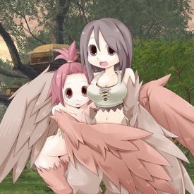 Harpy Twins