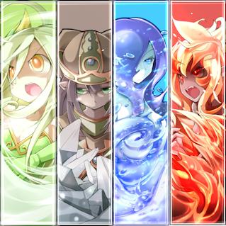 Elemental Spirits (all)