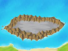 Hellgondo Continent