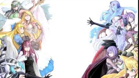 Heavenly Knights Theme Paradox Trailer Music = ???