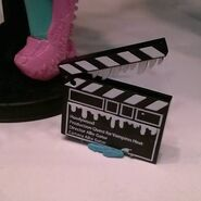 SDCCI 2013 - Honey's clapperboard