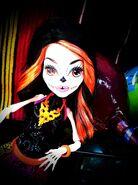 Diorama - Skelita's waiting