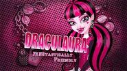 New Ghoul @ School - Draculaura intro