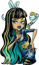 Cleo art
