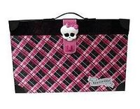 Fangtastic Storage Trunk - Pink & Black