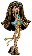 Profile art - Cleo de Nile judgement