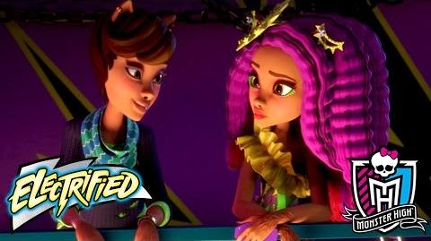 Extended Family Electrified Monster High