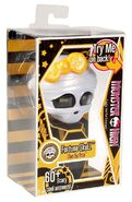Fortune Skull - Cleo box stockphoto