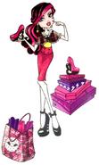 Profile art - IHS Draculaura