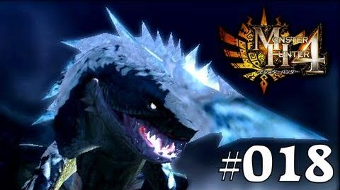 Let's Play Monster Hunter 4 018 - Zamtrios und sein Blähbauch GER