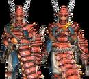MHFU: G Rank Gunner Armors
