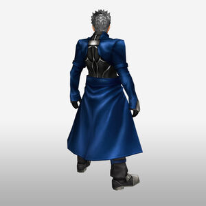 FrontierGen-Akahara Reisou Armor 004 (Male) (Both) (Back) Render