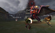MH4U-Teostra Screenshot 007
