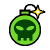 Status Effect-Slimeblight MH3U Icon