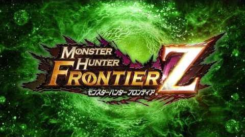 「モンスターハンター フロンティアZ」 公式プロモーションムービー
