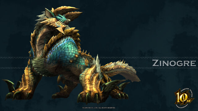 File:MH 10th Anniversary-Zinogre Wallpaper 002.jpg