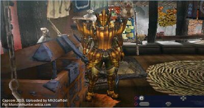 Rroth armor