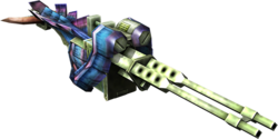 MH4U-Heavy Bowgun Render 999