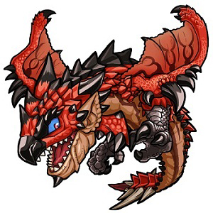 File:Street Fighter x All Capcom-Rathalos Render 001.jpg