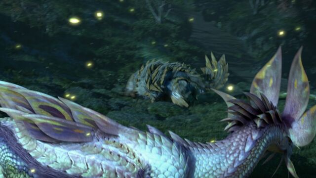 File:MHGen-Zinogre and Mizutsune Screenshot 001.jpg