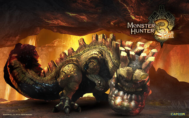 File:Monster Hunter 3 Tri wallpaper.jpg