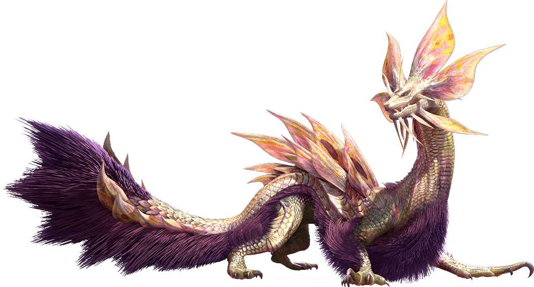 Monster Hunter Generations Mizutsune