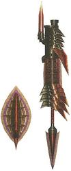 FrontierGen-Gunlance 011 Low Quality Render 001