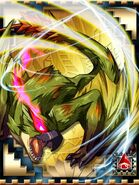 MHCM-Green Nargacuga Card 002