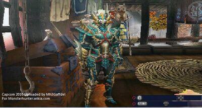 Jin armor