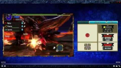 MHXX Masscre Demon Diablos lvG5 (fail)